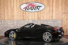2013 Ferrari 458 Italia Spider for sale 100752584