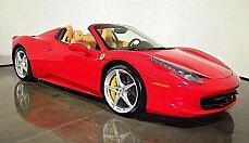 2013 Ferrari 458 Italia for sale 100870026