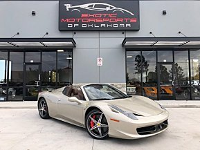 2013 Ferrari 458 Italia Spider for sale 101055096