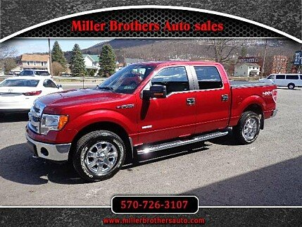 2013 Ford F150 for sale 100865641