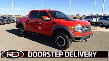 2013 Ford F150 4x4 Crew Cab SVT Raptor for sale 100926471