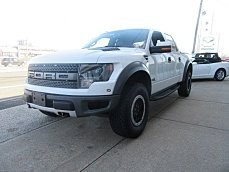 2013 Ford F150 4x4 Crew Cab SVT Raptor for sale 100857558