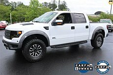 2013 Ford F150 4x4 Crew Cab SVT Raptor for sale 100874444