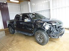 2013 Ford F150 4x4 Crew Cab SVT Raptor for sale 100877979