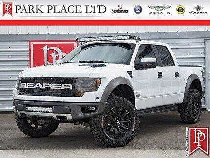2013 Ford F150 4x4 Crew Cab SVT Raptor for sale 100971977