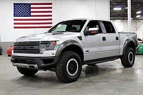 2013 Ford F150 4x4 Crew Cab SVT Raptor for sale 101053181