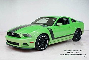 2013 Ford Mustang Boss 302 Coupe for sale 100723853