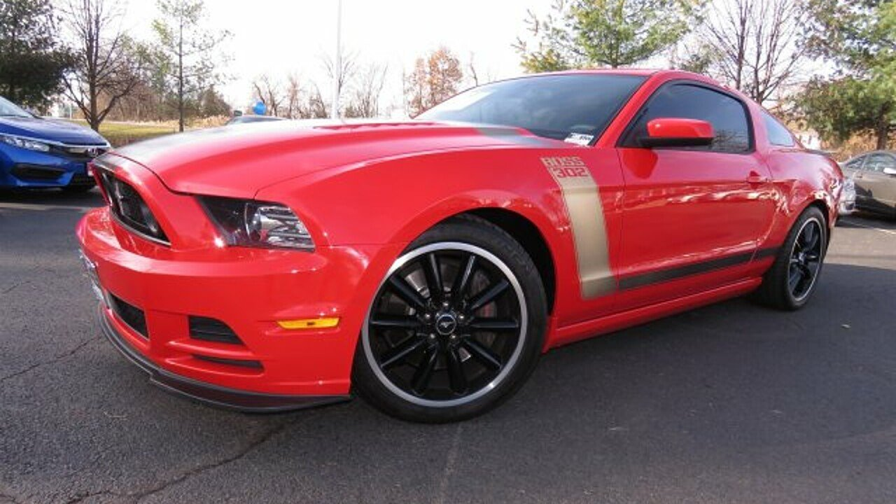 2013 Ford Mustang Boss 302 Coupe for sale 100928546