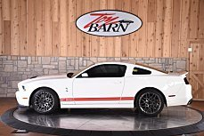2013 Ford Mustang Shelby GT500 Coupe for sale 100884195