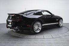 2013 Ford Mustang Shelby GT500 Coupe for sale 100892452
