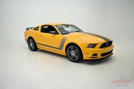 2013 Ford Mustang Boss 302 Coupe for sale 100894740