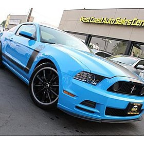2013 Ford Mustang Boss 302 Coupe for sale 100900194
