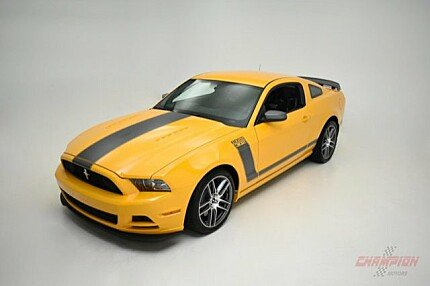 2013 Ford Mustang Boss 302 Coupe for sale 100907159