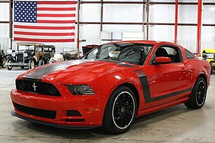 2013 Ford Mustang Boss 302 Coupe for sale 100912048