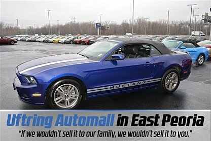 2013 Ford Mustang Convertible for sale 100928346