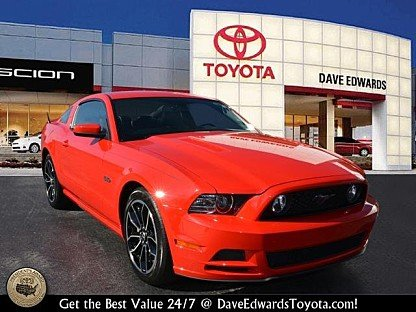 2013 Ford Mustang GT Coupe for sale 100934770