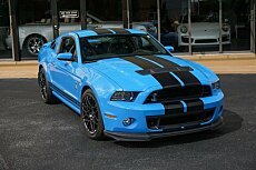 2013 Ford Mustang Shelby GT500 Coupe for sale 100966719