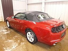 2013 Ford Mustang Convertible for sale 100976481