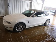 2013 Ford Mustang Convertible for sale 100982764