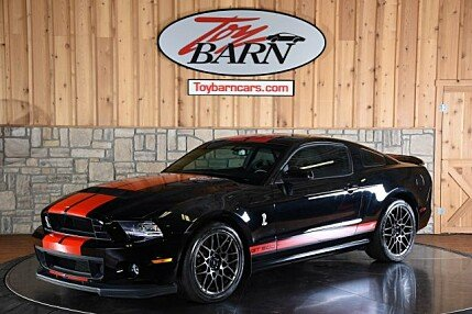 2013 Ford Mustang Shelby GT500 Coupe for sale 101016731