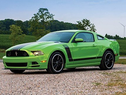 2013 Ford Mustang Boss 302 Coupe for sale 101017882
