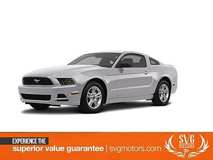2013 Ford Mustang Coupe for sale 101024971