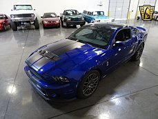2013 Ford Mustang Shelby GT500 Coupe for sale 101027634