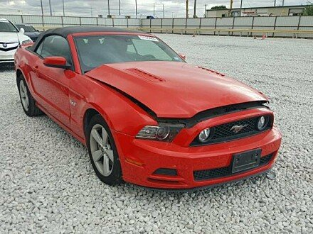 2013 Ford Mustang GT Convertible for sale 101031550