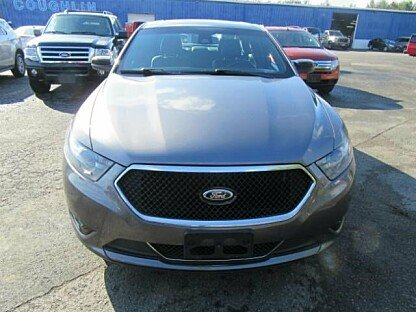 2013 Ford Taurus SHO AWD for sale 100806139