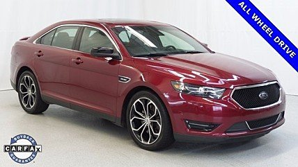 2013 Ford Taurus SHO AWD for sale 100831041