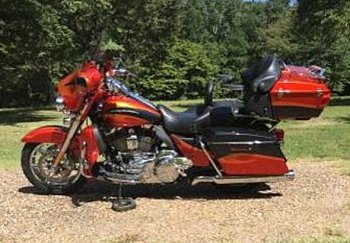 2013 Harley-Davidson CVO for sale 200387082