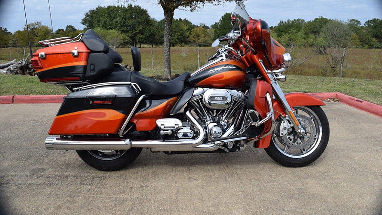 2013 Harley-Davidson CVO for sale 200498032