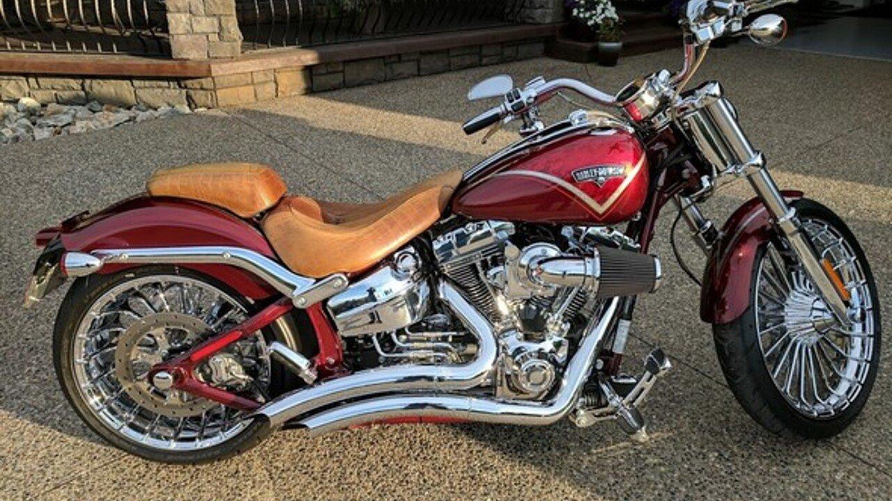 2013 Harley-Davidson CVO for sale 200504130