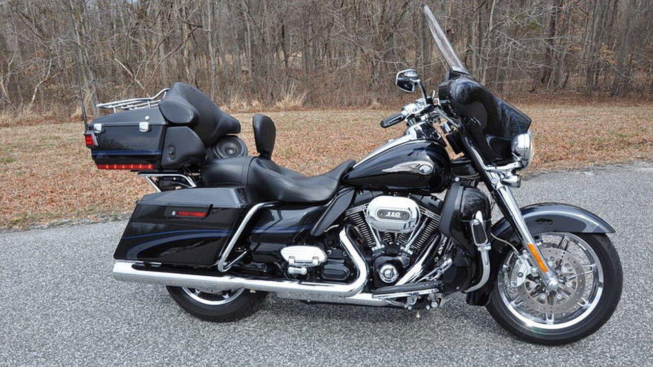2013 Harley-Davidson CVO for sale 200563395