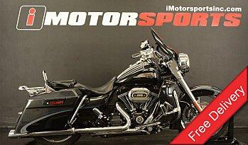 2013 Harley-Davidson CVO for sale 200581303
