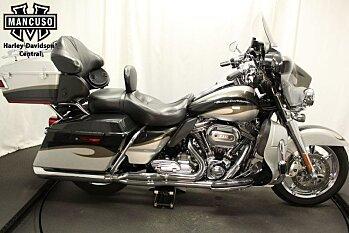 2013 Harley-Davidson CVO for sale 200585261