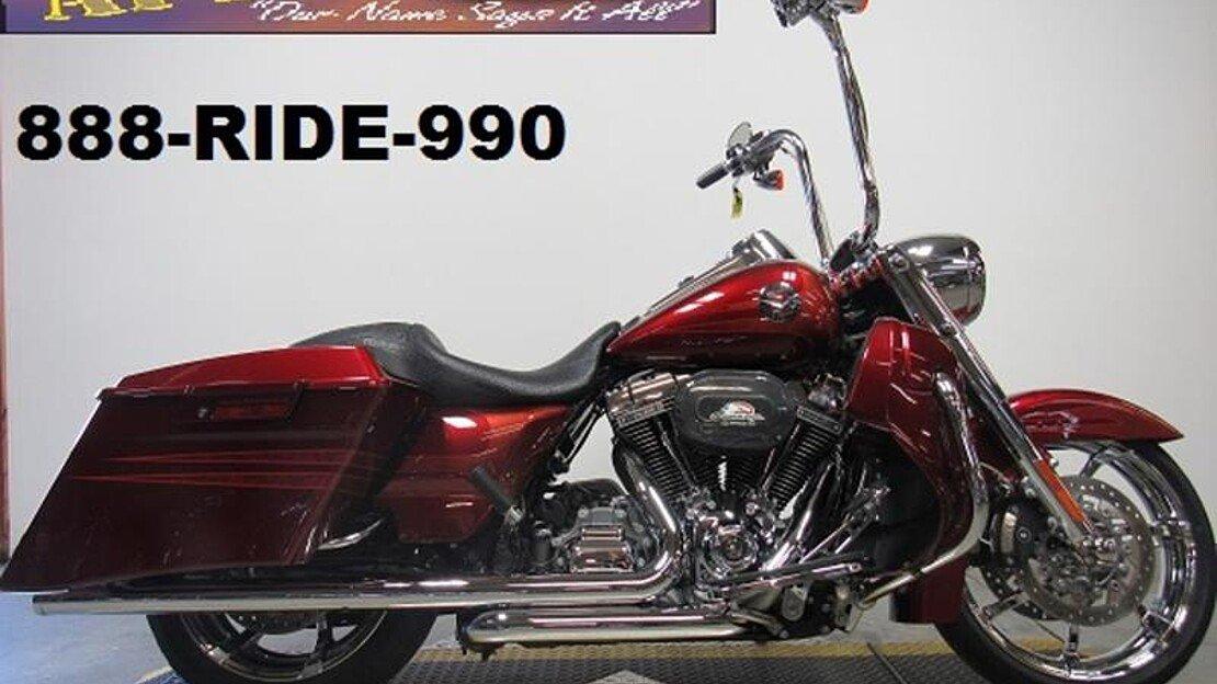 2013 Harley-Davidson CVO for sale 200627349
