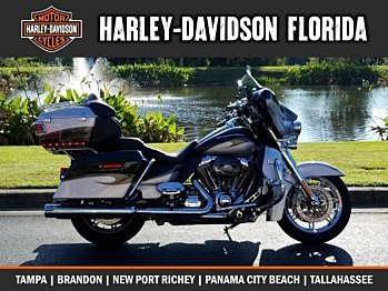 2013 Harley-Davidson CVO for sale 200627731