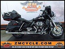 2013 Harley-Davidson CVO for sale 200438590
