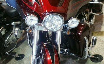 2013 Harley-Davidson CVO Ultra Classic Electra Glide Anniversary for sale 200462162