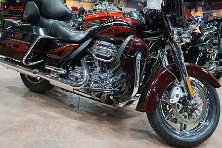 2013 Harley-Davidson CVO for sale 200476340