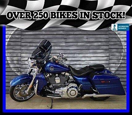 2013 Harley-Davidson CVO for sale 200500462