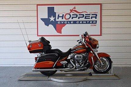 2013 Harley-Davidson CVO for sale 200523062