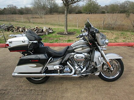 2013 Harley-Davidson CVO for sale 200533530