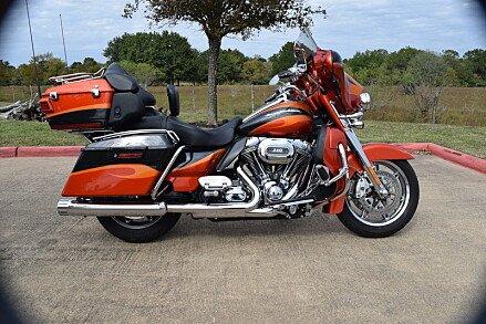 2013 Harley-Davidson CVO for sale 200536241
