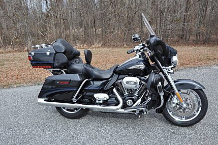 2013 Harley-Davidson CVO for sale 200536466