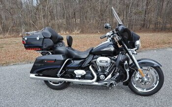 2013 Harley-Davidson CVO for sale 200563395