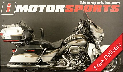 2013 Harley-Davidson CVO for sale 200564123
