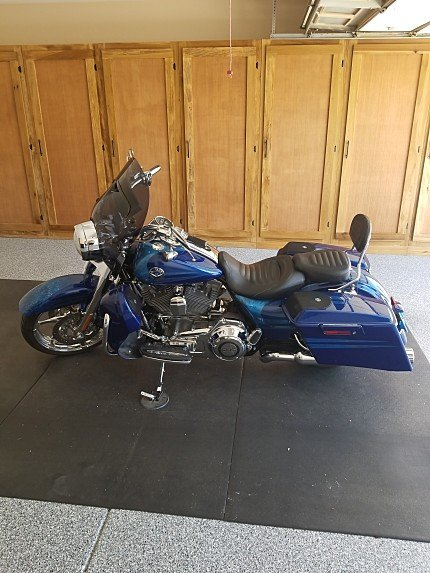 2013 Harley-Davidson CVO for sale 200583626