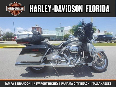 2013 Harley-Davidson CVO for sale 200614453